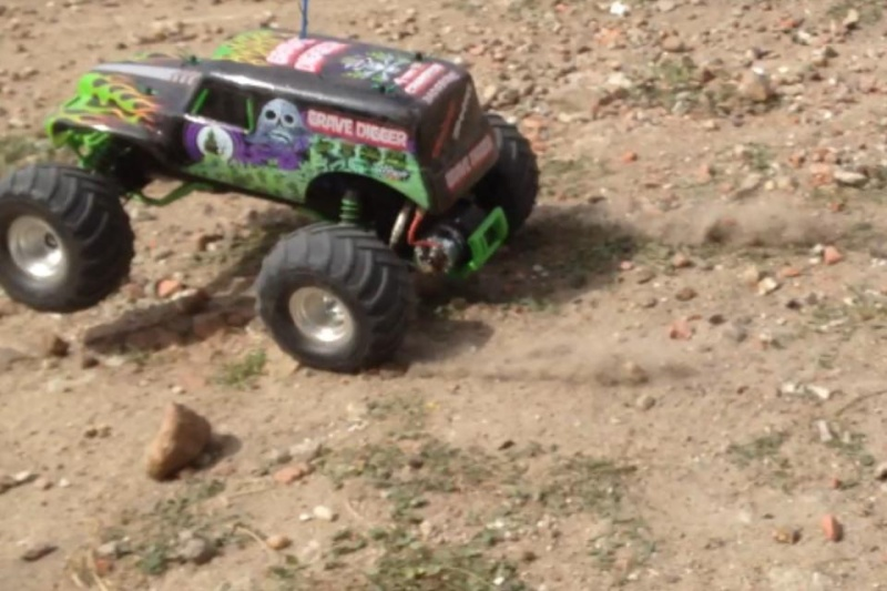 Mon ex FG Monster Beetle & mes autres ex rc non short course 12334111