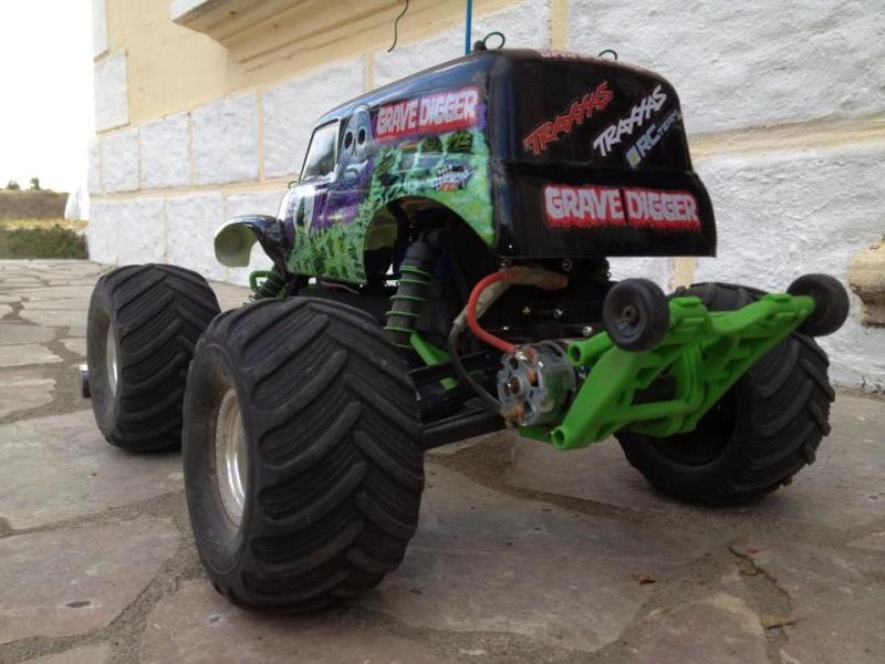 Mon ex FG Monster Beetle & mes autres ex rc non short course 12403310