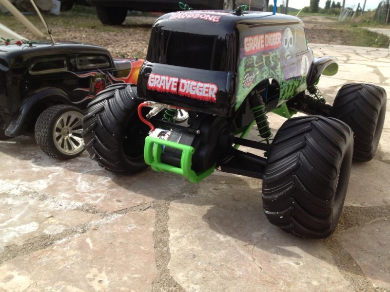Mon ex FG Monster Beetle & mes autres ex rc non short course 53679311