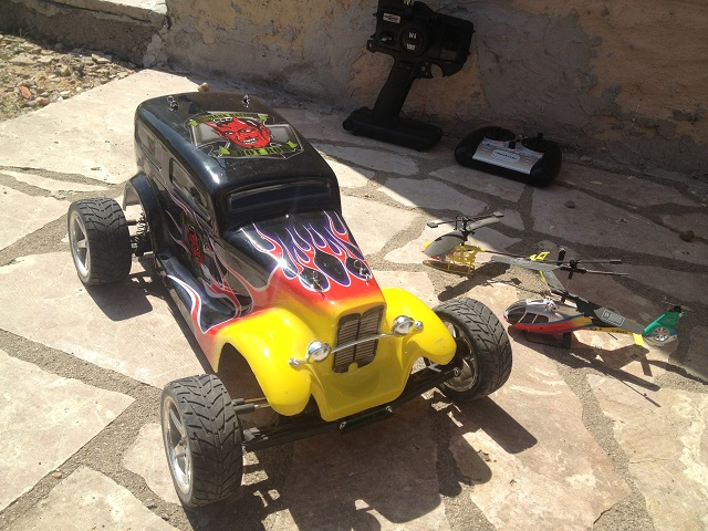 Mon ex FG Monster Beetle & mes autres ex rc non short course Img_2311