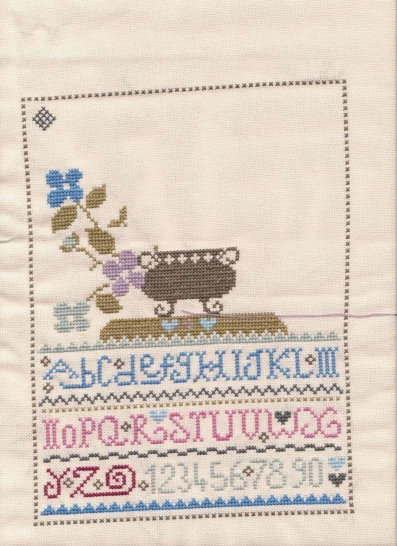 SAL Sauvage Tralala Bouquet Violettes et Myosotis - Page 6 Sal_sa11