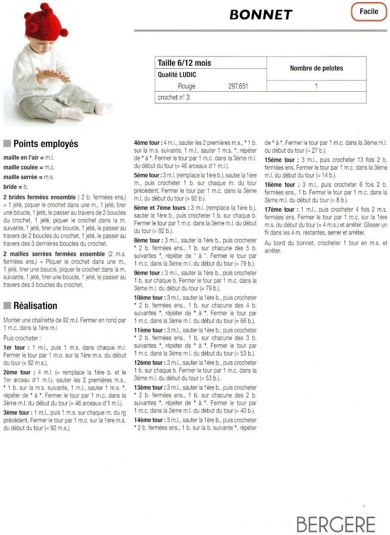 modéle avec pelote de laine à Pompons Img01210