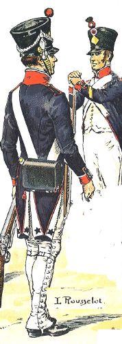 FUSILIER D'INFANTERIE DE LIGNE 1804 - Page 2 Fusili10