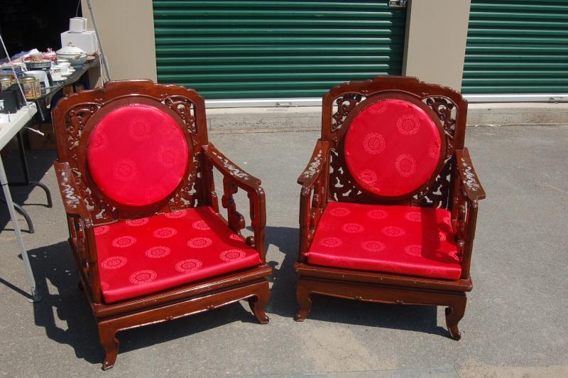 VENDU - chaises fauteuils chinoises en acajou véritable 1_00110