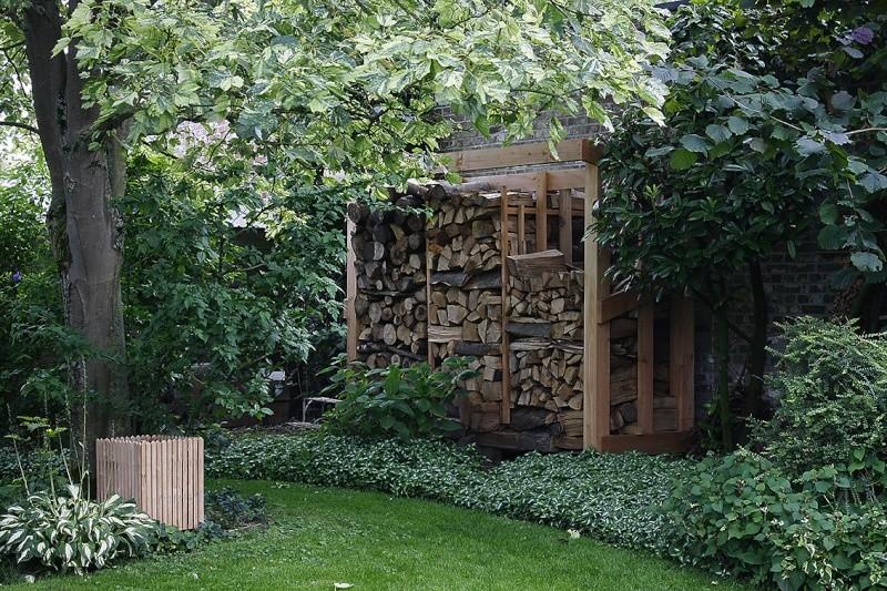 [Fabrication à la Domino] Un Chariot pour bois de chauffage - Page 3 Abri-b11