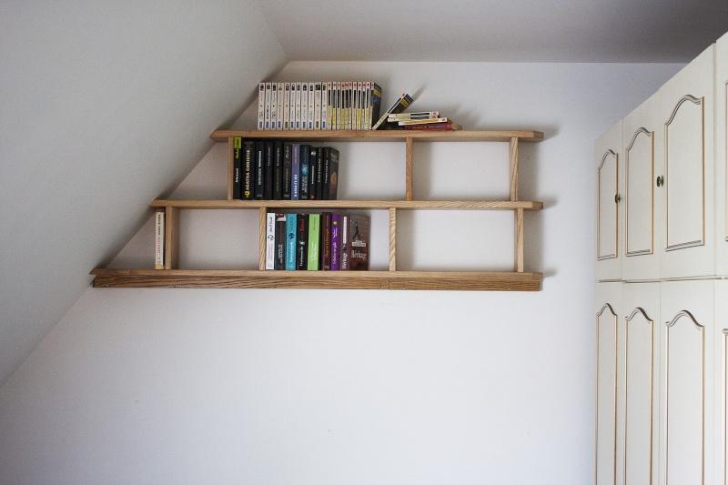 [Fabrication] Une modeste étagère en pignon. En-pla10