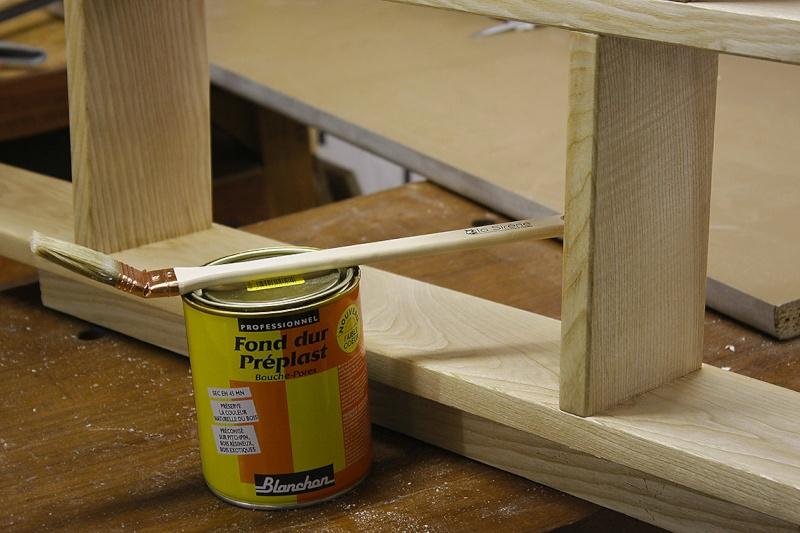 [Fabrication] Une modeste étagère en pignon. Fondur10
