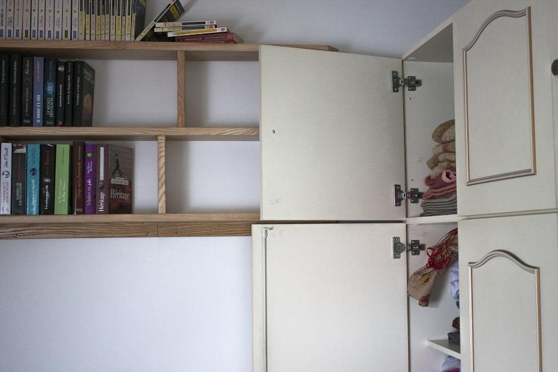 [Fabrication] Une modeste étagère en pignon. Hauteu10