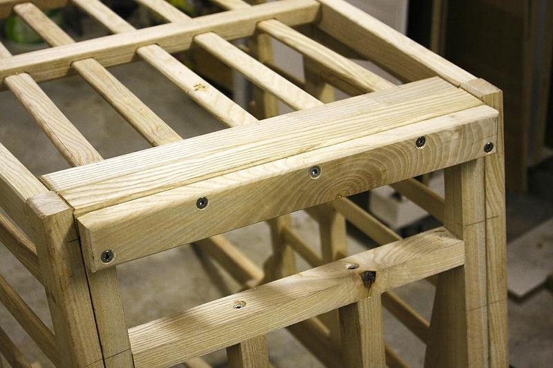 [Fabrication à la Domino] Un Chariot pour bois de chauffage - Page 2 Sabot-10