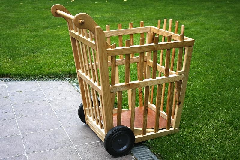 [Fabrication à la Domino] Un Chariot pour bois de chauffage - Page 2 Satura11