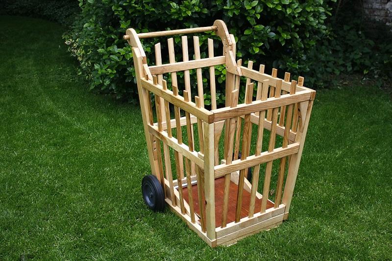 [Fabrication à la Domino] Un Chariot pour bois de chauffage - Page 2 Satura12