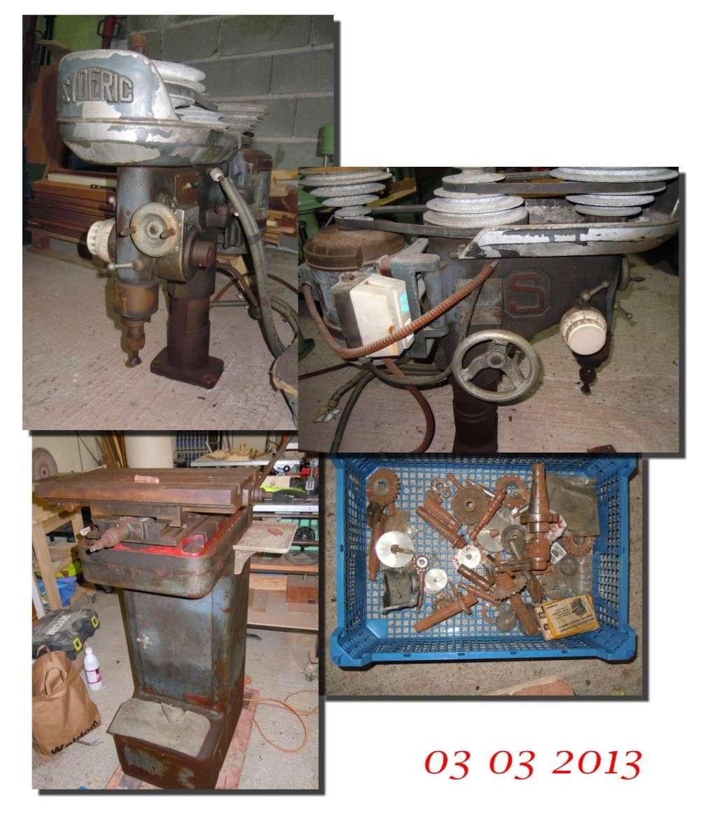 [Restauration] Fraiseuse Sydéric SF120UB (Terminée) - Page 5 Syderi10