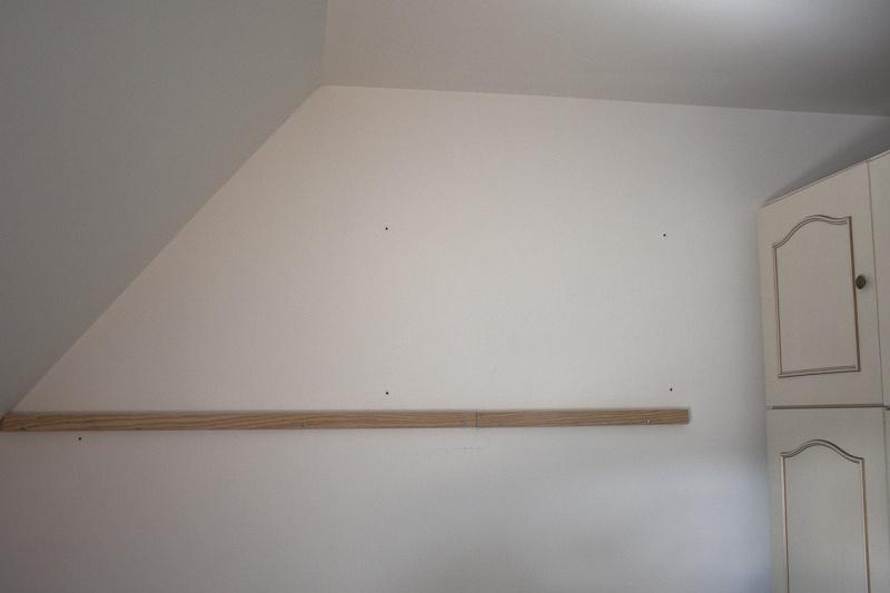 [Fabrication] Une modeste étagère en pignon. Tacque11