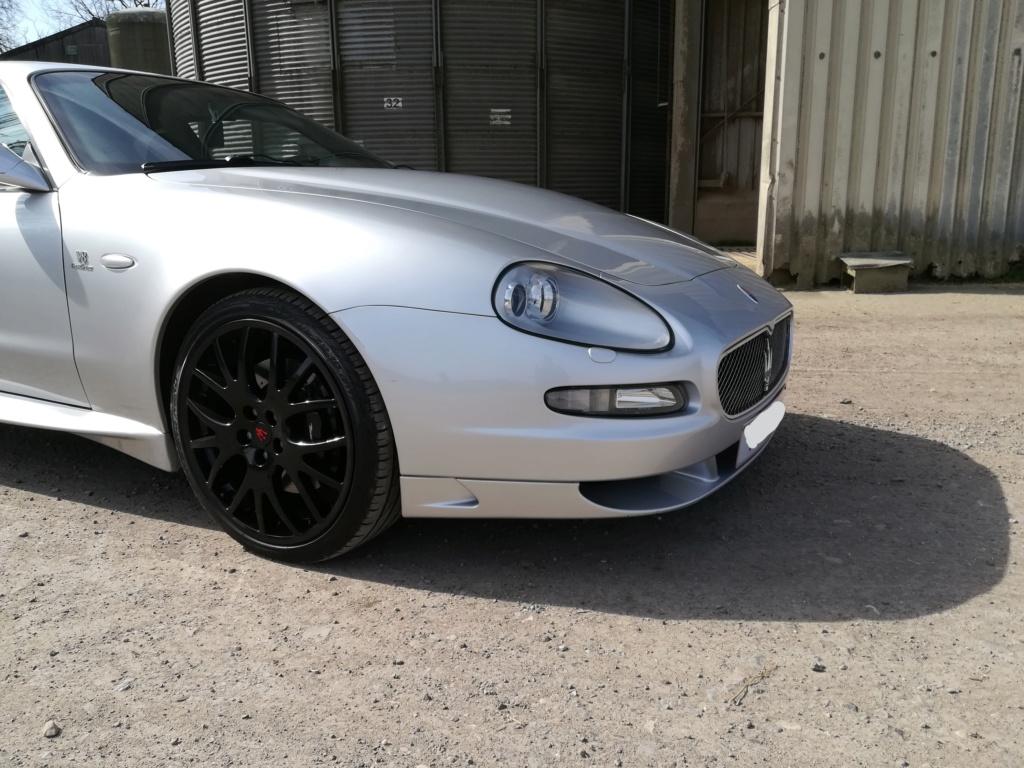 (A VENDRE) Maserati Gransport  Masera11