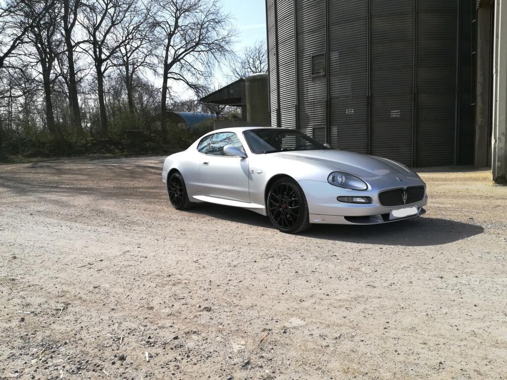(A VENDRE) Maserati Gransport  Masera13