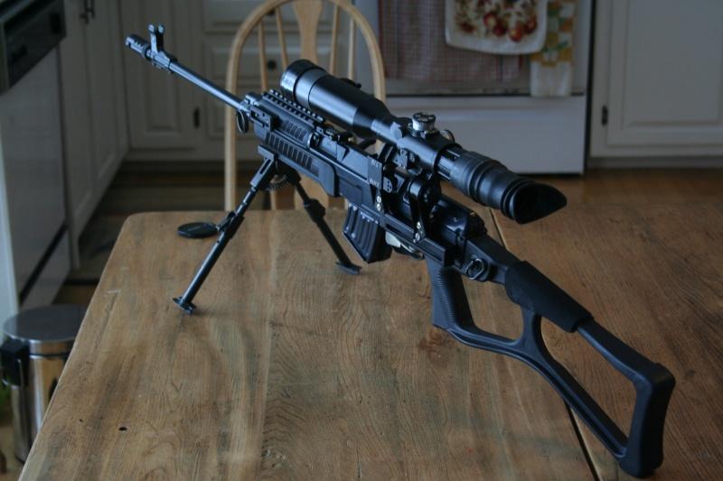 VZ58 et munitions à charge réduite. No_4_010