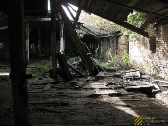 Abandoned places  410
