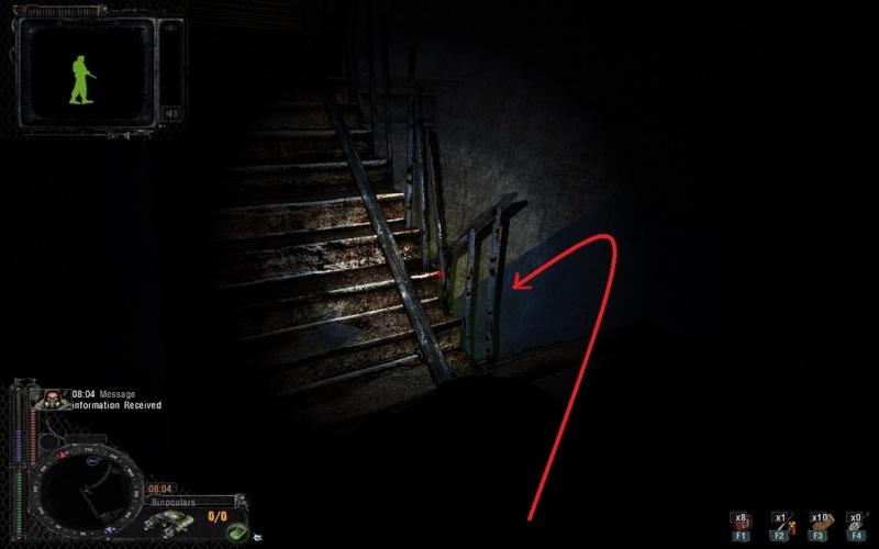 Soluce  Find The Hiding Place STRELOK D10
