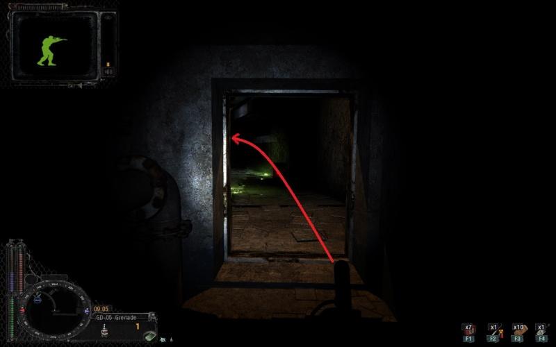 Soluce  Find The Hiding Place STRELOK F10