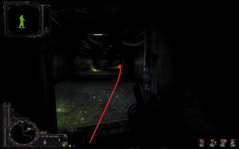 Soluce  Find The Hiding Place STRELOK S10