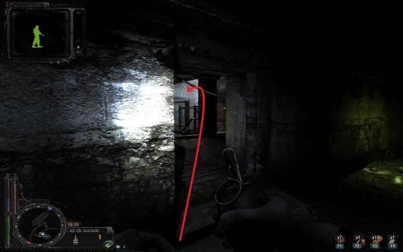 Soluce  Find The Hiding Place STRELOK T10