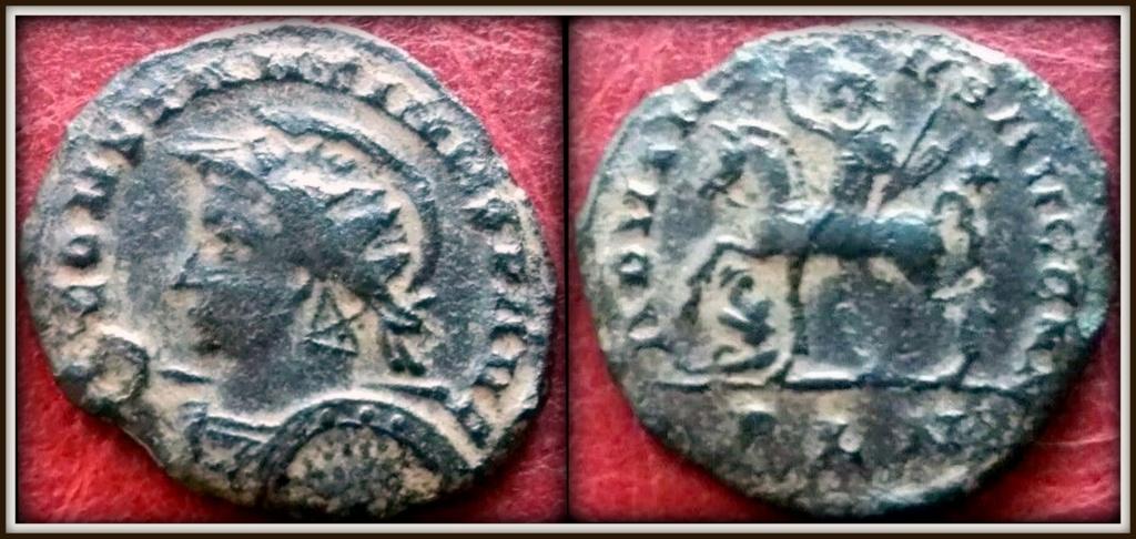 Constantin 1er pour Londres 21210