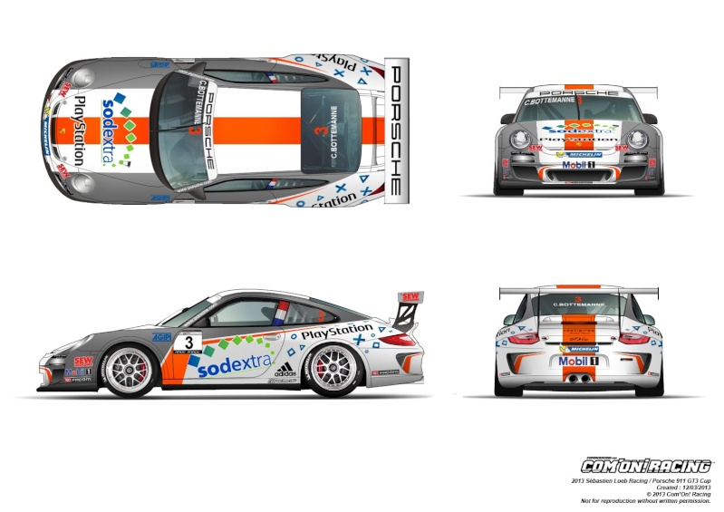 Championnat de France des circuits - FFSA GT et autres courses de support - Page 5 Christ10