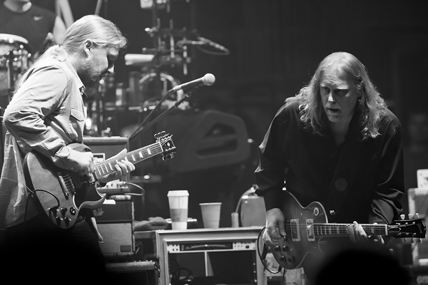 The Allman Brothers Band - Beacon Run 2013 20130310