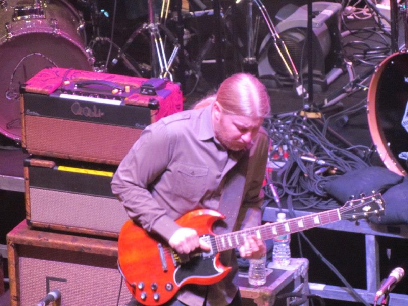 The Allman Brothers Band - Beacon Run 2013 29431810