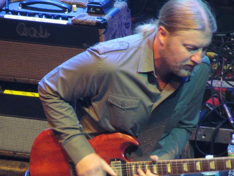 The Allman Brothers Band - Beacon Run 2013 52530910