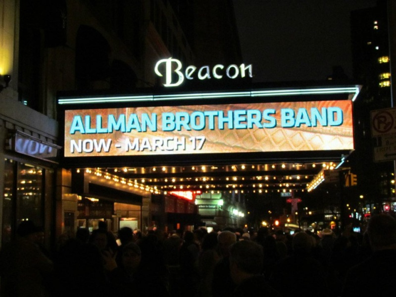The Allman Brothers Band - Beacon Run 2013 63274_10