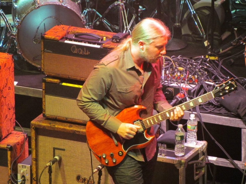 The Allman Brothers Band - Beacon Run 2013 67341_10