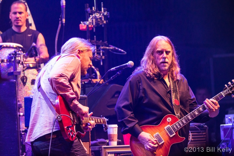 The Allman Brothers Band - Beacon Run 2013 Allman17