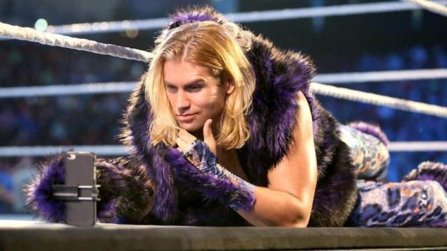 Tyler Breeze vise un autre adversaire à NXT Tyler-10