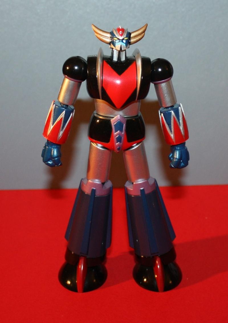 Ufo Robot GrendizeR - METALTECH 01 1111