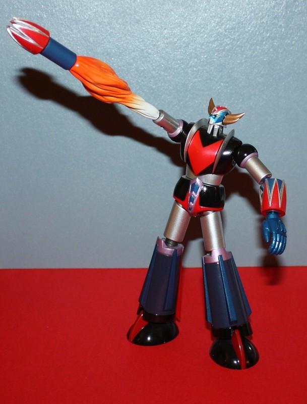 Ufo Robot GrendizeR - METALTECH 01 410