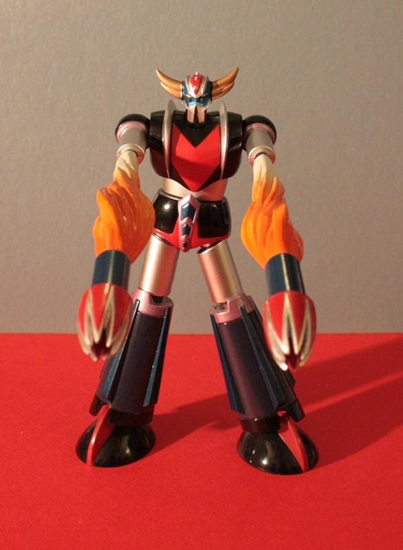 Ufo Robot GrendizeR - METALTECH 01 511