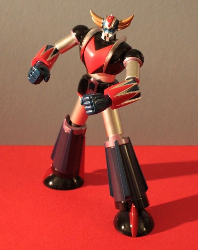 Ufo Robot GrendizeR - METALTECH 01 911