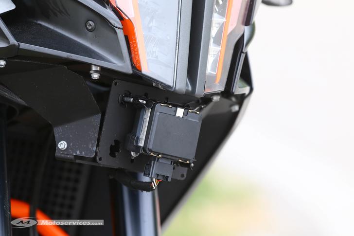 KTM ACC et BSD : Régulateur de vitesse adaptatif et détecteur d'angle mort ! 23084210