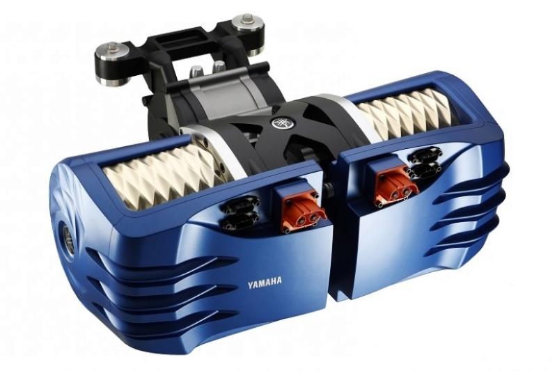 Yamaha développe un moteur électrique pour autos et motos 473_mo16