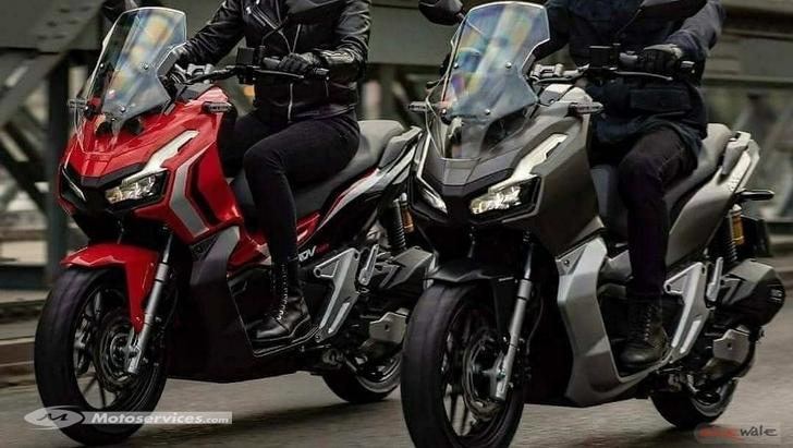 Nouveau Honda X-ADV 300 : pour l'Asie, et pour l'Europe aussi ? Honda-10