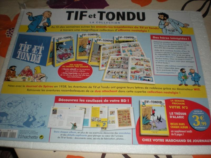 Tif et Tondu la collection , Hachette, février 2014 Dscn4257