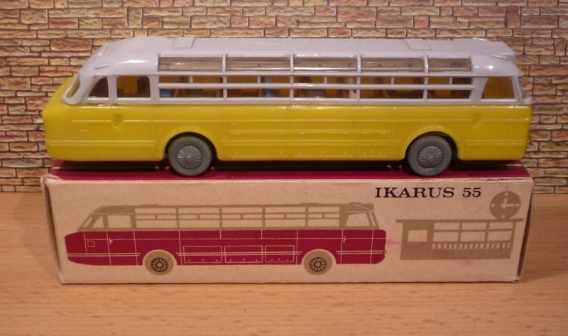 Omnibusse in 1:87 vor 1990 Ikarus10