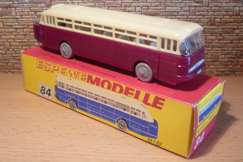 Omnibusse in 1:87 vor 1990 Ikarus11