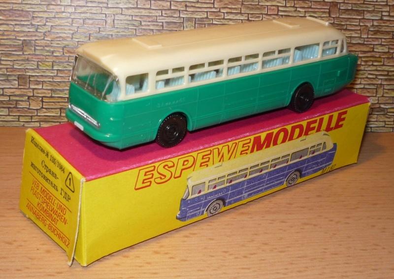 Omnibusse in 1:87 vor 1990 Ikarus12