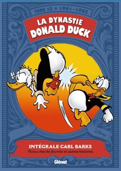 [Bandes Dessinées] La Dynastie Donald Duck • Intégrale Carl Barks (Tome 12 le 23 octobre 2013) - Page 13 Carl_b10