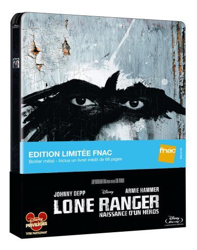 [BD + DVD] Lone Ranger, Naissance d'un Héros (11 décembre 2013) Lone_r10