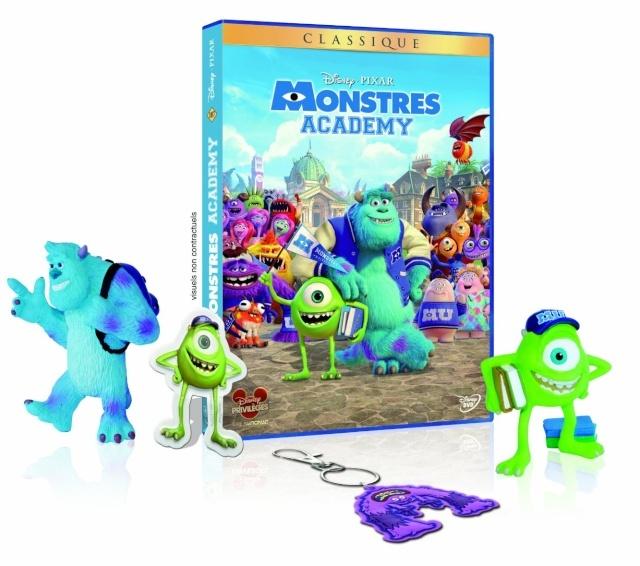 [BD + DVD] Monstres Academy (20 novembre 2013) - Page 2 Monstr13