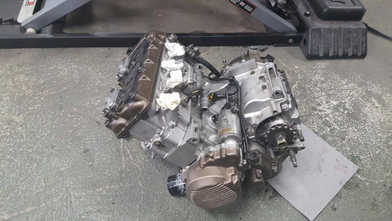 Casse moteur ZX6R 00-02 - Pole Mecanique Ales 20190921