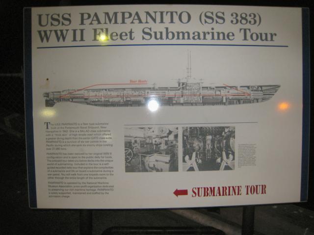 USS-PAMPANITO ( ss383) SOUS MARIN 1--pam10